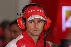 Round 3, UBS Chinese Grand Prix 2013, Practice, Pedro de la Rosa, Test Driver, Scuderia Ferrari
