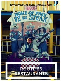 Route 66 Restaurants. Here are some of my favourite restaurants on Route 66!
