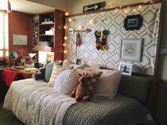 Texas Tech Chitwood Dorm Room