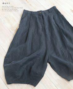 【楽天市場】【再入荷♪10月18日12時&22時より】「mori」ラフで素敵な大人パンツ 9/27新作:cawaii