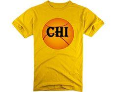Chicago Bull T Shirts Retro Vintage Basketball by ZhengTshirt, $12.65