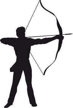 Archery Silhouette