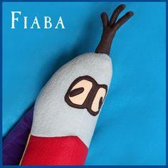 """Der Schnabelpuh"" – Draw Your Cuddle | Fiaba"