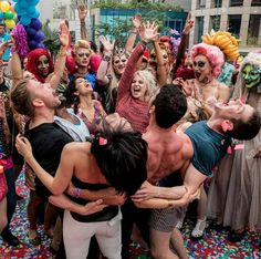Impossibilty is a kiss away from reality ... #sense8 #netflix