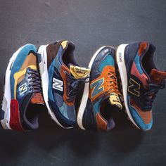 """New Balance """"Yard Pack"""" buy at www. Nb Sneakers, Latest Sneakers, New Balance Trainers, New Balance Shoes, Mens Fashion Shoes, Sneakers Fashion, Style Fashion, Herren Outfit, New Shoes"""