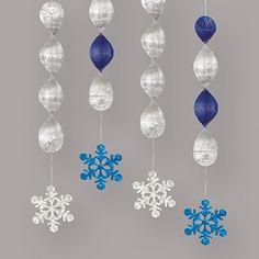 Copos De Nieve Para Decorar Fiesta Frozen.Las 53 Mejores Imagenes De Fiesta Nieve Snow Party