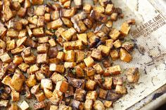 chili, garlic lime sweet potatoes