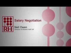Salary Negotiation Advice - Career Advice from Robert Half.