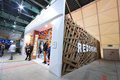 Bread & Butter Berlin 2013 Winter – REDSKINS TERRITORY exhibit design