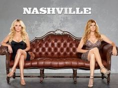 """You don't have to be a fan of country music to appreciate ABC's """"Nashville"""" starring Connie Britton and Hayden Panettiere. The worlds of music, politics and Southern hospitality collide beautifully in what is arguably fall TV's best new drama. Nashville Seasons, Nashville Tv Show, Nashville Series, Nashville Soundtrack, Nashville Trip, Best Tv Shows, New Shows, Favorite Tv Shows, Country Music"""
