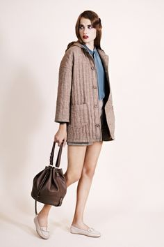 A.P.C. Spring 2013 Ready-To-Wear