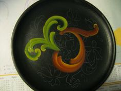 Traditional Norwegian Painting – Rosemaling Rules and Telemark Technique | Something to Ponder About