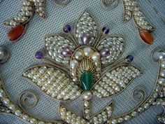 Russian embroidery & beadwork