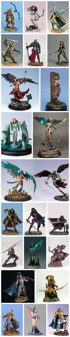 Critter Kingdoms: Anthro Animals Miniatures Line Expansion by Dark Sword Miniatures — Kickstarter