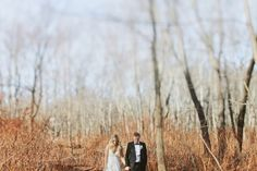 This Winter Wedding Was A Total Shocker #refinery29