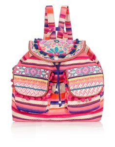 Pompom Backpack - Google'da Ara