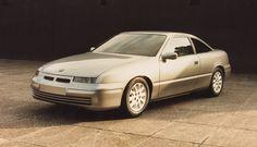 OG | 1989 Opel Calibra A | Full-size mock-up