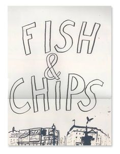 by Marion Deuchars / Fish & Chips