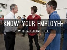 Know Your Employee Better with Background Check. Do a safe hiring with pre-employment check