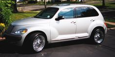 My Dream Car, Dream Cars, Pt Cruiser Accessories, Chrysler Pt Cruiser, Car Audio Systems, Cars And Motorcycles, Badass, Paint, Classic