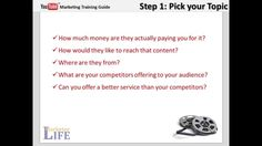 7 Steps To YouTube Marketing Success - YouTube Marketing Made Easy - https://www.xing.com/profile/Julian_Parer/activities