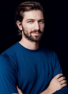 Chanel's latest leading man Michiel Huisman is quickly becoming the actor du jour.