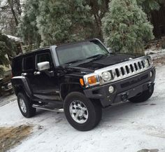 26th vehicle owned Hummer H3