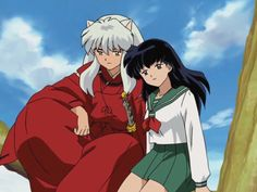 Anime Screencap and Image For Inuyasha Inuyasha Fan Art, Kagome And Inuyasha, I Love Anime, Me Me Me Anime, Secret Garden Coloring Book, Cartoon Games, Anime Sketch, Retro Aesthetic, Sailor Moon
