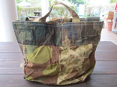 Cowhide Bag, Camo Jacket, Unique Bags, Denim Bag, Handmade Bags, Leather Craft, Bag Making, Bag Accessories, Purses And Bags