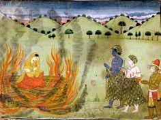Indian Epics Resources: Maha-nataka: A Dramatic History of King Rama translated by Kalikrishna Bahadur