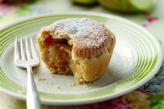 Bramley apple, ginger and caramel pies recipe