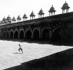 En Inde. Lucien Hervé