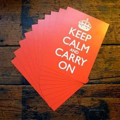 Post card replica of WWII British propaganda poster. Just Say Hello, Keep Calm Carry On, Jackdaw, Post Card, Can Design, Wwii, Birthday Gifts, Greeting Cards, British