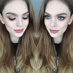 Eyes in previous post ✌️ face: #nyxcosmetics - blush in taupe, #maccosmetics - blush in harmony & eyeshadow in nylon and #catrice - blush in love, rosie ✖️ lips: catrice - lipliner in nude'religion and mac - lipstick in retro dabbed on top #makeup #makeupartist #mua #wakeupandmakeup #instamakeup #inssta_makeup #beautytalk #talkthatmakeup #blendthatshit #fiercesociety #pennold #leighdicksonartistry #pixiwoo #nikkietutorials #lindahallberg #jkissa #batalash #ssssamanthaa #dominiqueldr…