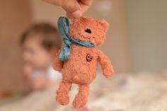 Маленький Медведь Животное Медведь Плюшевые игрушки медведя младенца от…