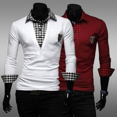 Cheap fashion bamboo, Buy Quality fashion shirt women directly from China shirt printer Suppliers:  2014 summer men's clothing male polo shirt men short-sleeve polo top tee slim turn-down collar polo t shirts for men