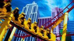 Manhattan Express Roller Coaster, Las Vegas