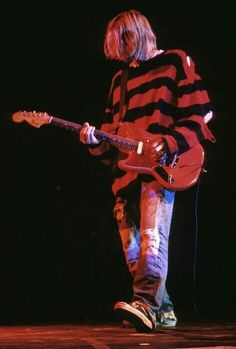 Kurt playing Roseland 'Stang