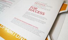West LegalEdcenter Sponsorship Brochure on Behance