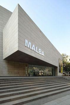 Museo de Arte Latinoamericano de Buenos Aires - MALBA - Fundación Costantini