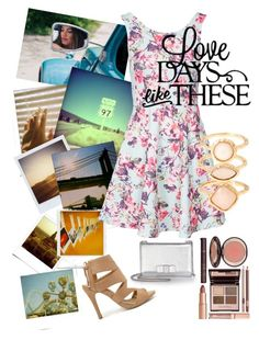 """Love DAYS like THESE"" by sequoiafaie ❤ liked on Polyvore featuring Polaroid, SAM, Holga, Sisters Point, Cape Robbin, Monsoon, Charlotte Tilbury and Salvatore Ferragamo"
