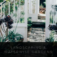 Garden/Complex needing a makeover or brand new landscaping? We offer a complete landscaping service and water-saving alternatives.