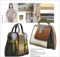 Bags Trend Book - F/W 15/16 - Accessoires/shoes - Styling forecasts- ...