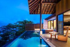 Ocean View Pool Suite - Terrace at Vana Belle, Koh Samui