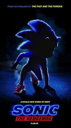 Sonic The Hedgehog 2019 Official Movie Trailer Daily Spastic