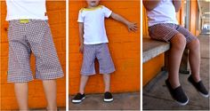 Scroll down to the short tutorial. PDF is here --> http://danamadeit.files.wordpress.com/2011/02/kid-pants-by-made.pdf