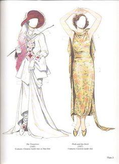 Greta Garbo | Gabi's Paper Dolls