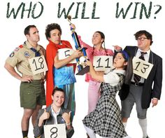 It's here! The 25th Annual Putnam County Spelling Bee arrives at Sierra Rep's East Sonora Theatre tonight. Who will win? Who is the best speller? #SpellingBee #SierraRep Buy your tickets today to find out. Visit www.sierrarep.org or call 209-532-3120.