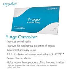 #Carnosine #anti-aging. #Antioxidant, hjælper med at reparere celler. Sårheling, rynker, muskler mm.
