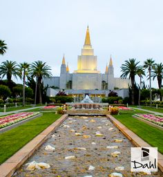 Oakland LDS Temple, where I want to get married!!!!